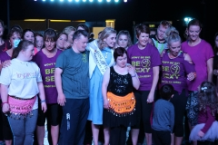 20th August 2016: Zumbathon, Rose of Tralee Festival Dome, Tralee