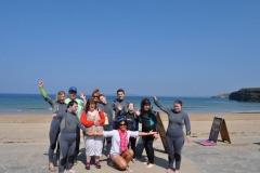 30th May 2016: Surfing Trip, Ballybunnion